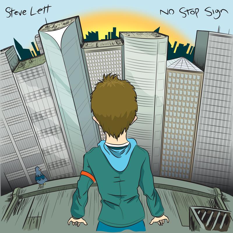 Steve Lett - No Stop Sign EP