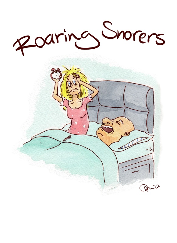 Roaring Snorers